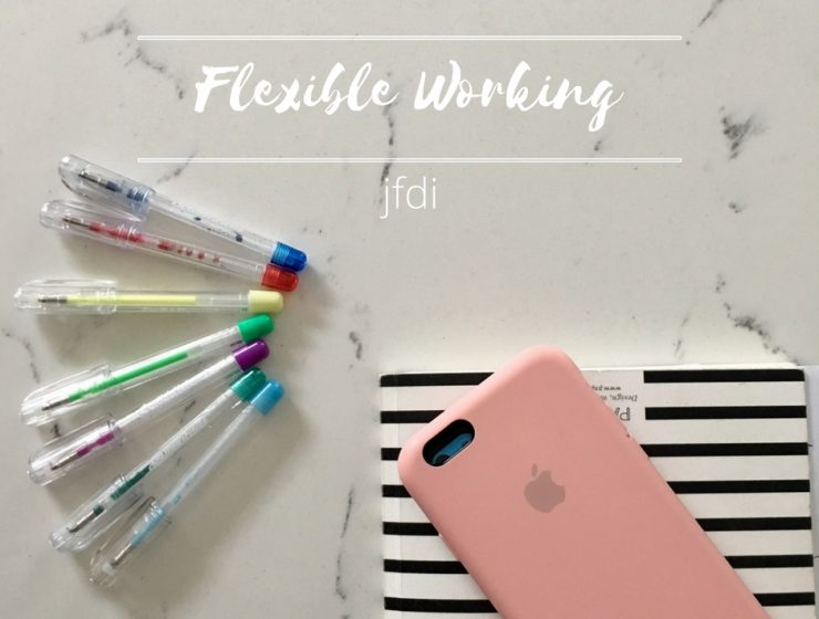 Flexible Working - JFDI