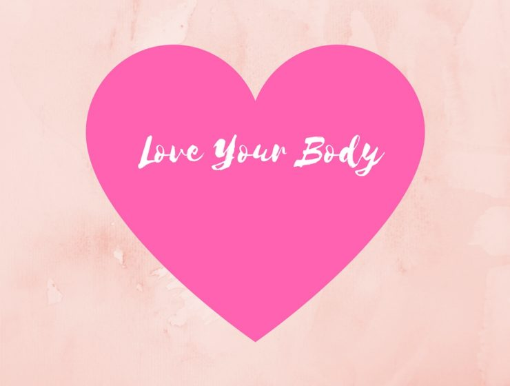 Love You Body - Body Confidence