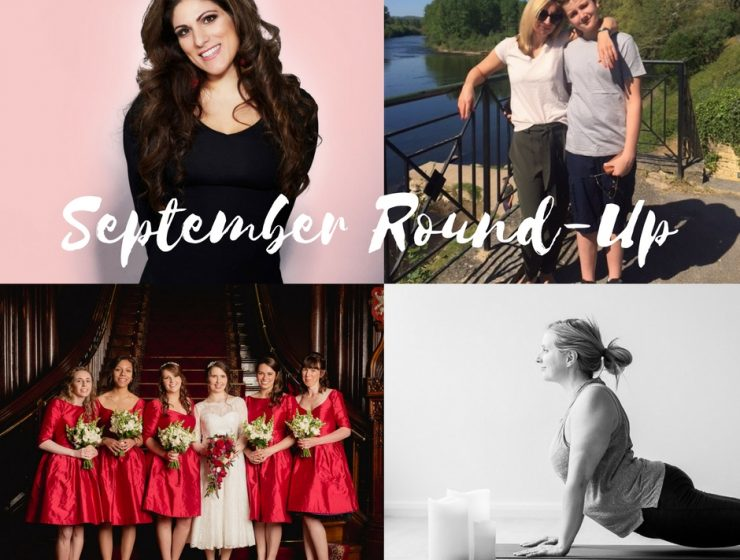 Photos of September Round-Up