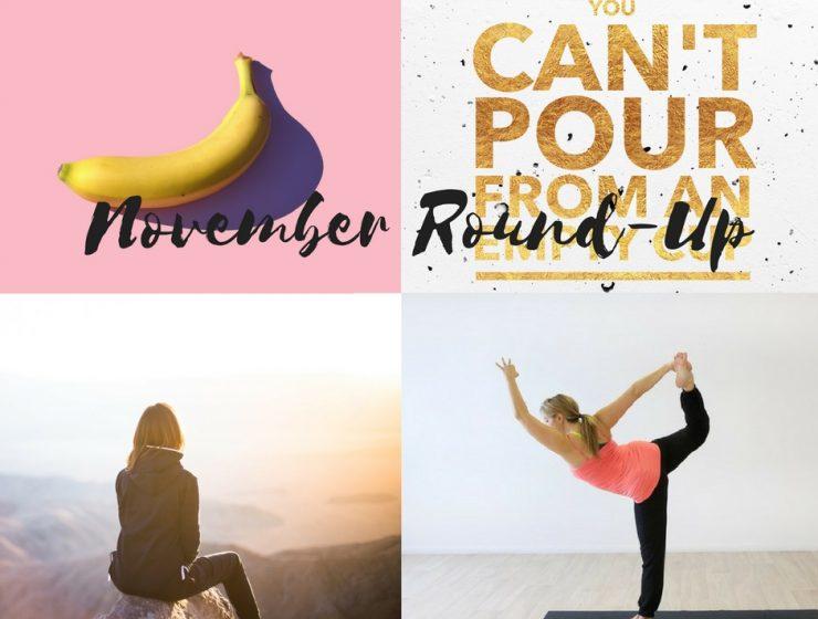 November Roundup