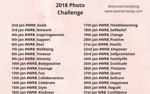 January Photo Challenge